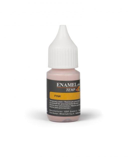 Enamel plus Temp Pink за гингива