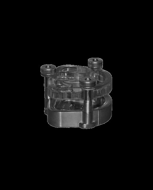 verticulator for resin/ceramic